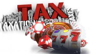 gambling taxed in UK