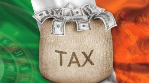 gambling tax free in Ireland